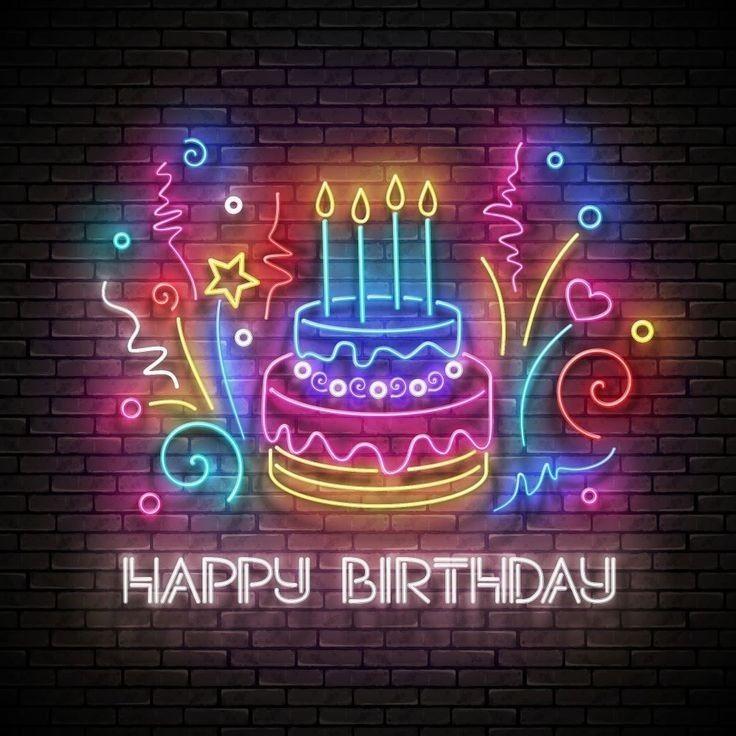 بطاقة عيد ميلاد In 2020 Happy Birthday Wishes Images Happy Birthday Wishes Cards Happy Birthday Wishes Photos