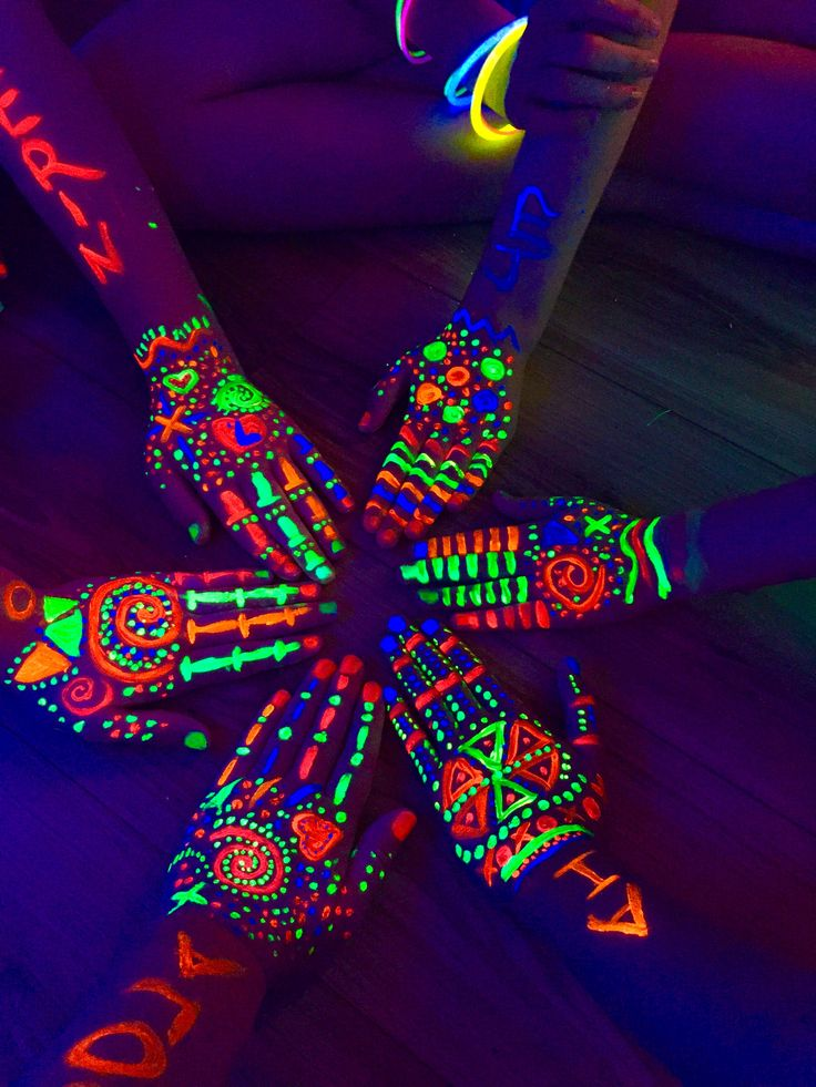 Well-known 22 best tinta neon images on Pinterest | Faces, Glow party and  OT82