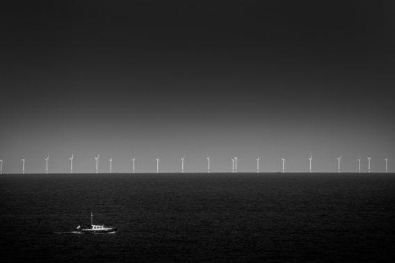 Nieuw in mijn Werk aan de Muur shop: 21st Century coastal lines