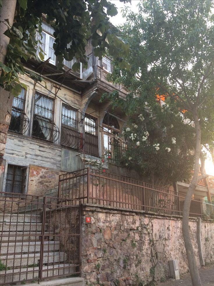 HEYBELİADA 2016 - Old house
