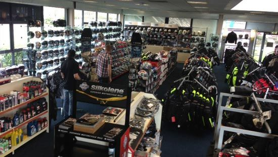 Motorcycle Gear Store