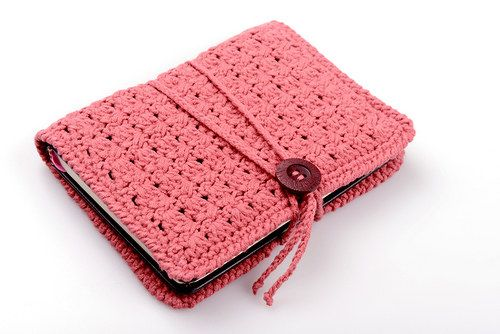 Crochet Book Cover Pattern Free : Best images about croche capas para livros on pinterest