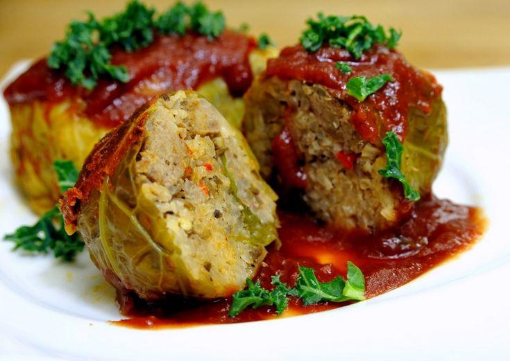 GOŁĄBKI. wegetarianskie i do tego smaczne! :)
