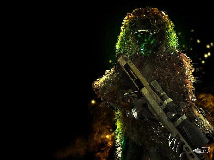 amazing sniper wallpapers - photo #17