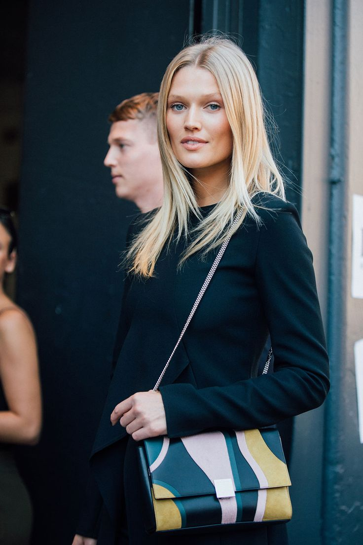 fashion elegance luxury beauty — morethanmannequins: Street Style at New York...
