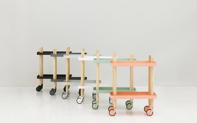 Normann Copenhagen Block table 0