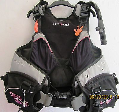 Ladies #aqualung #pearl #diving bcd,  View more on the LINK: http://www.zeppy.io/product/gb/2/182338275606/