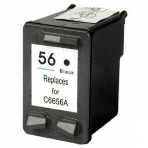 Tinta Compatible HP Nº 56 C6656AE Negro Comprar Cartuchos de Tinta HP Nº56 C6656AE Negro Compatibles en inkPrinted. Estarás ahorrando dinero en un Producto de Primera. Calidad garantizada.