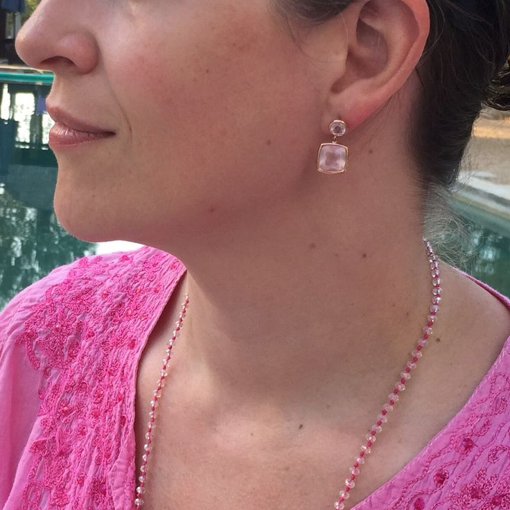 Pink Sparkle...by MMzS Jewellery Design
