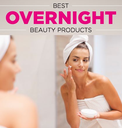 Best Overnight Beauty Products
