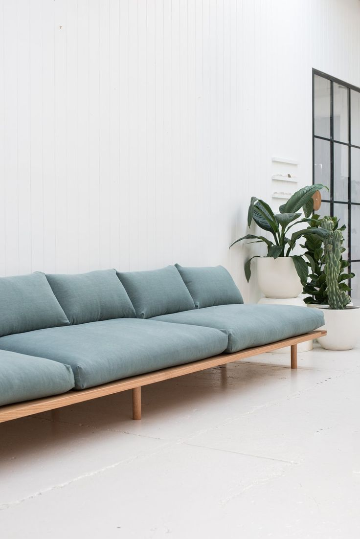 P&S DREAMER COUCH - LINEN