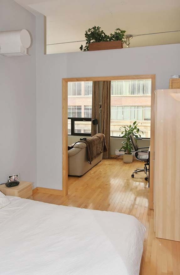 Lofts on Frederick - Unit #405 | TorontoLOFTS.ca | Frederick Lofts: 180 Frederick St, Neighbourhood: Old Town, Loft Type: Hard, Year Built: 1998, Number of Lofts: 12, Number of Floors: 2, Building Amenities: visitor parking | See more here: http://torontolofts.ca/LoftBuildings/Frederick-LOFTS-180-Frederick-St-Toronto