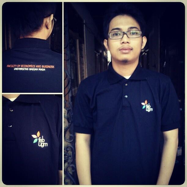 @Muhammad Zaenuddin FEB UGM Polo Shirt Client #shirt #apparel #ugm - @Awan Gunawan- #webstagram