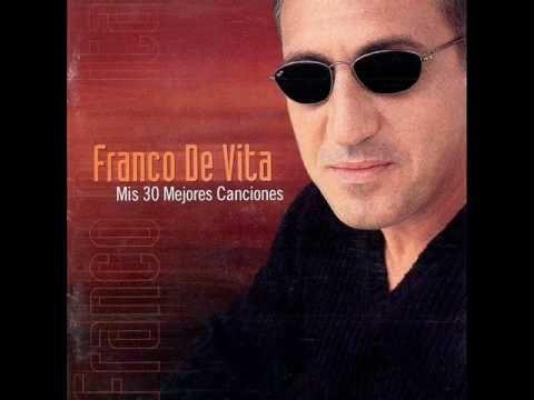 Franco de Vita No se lo que me das