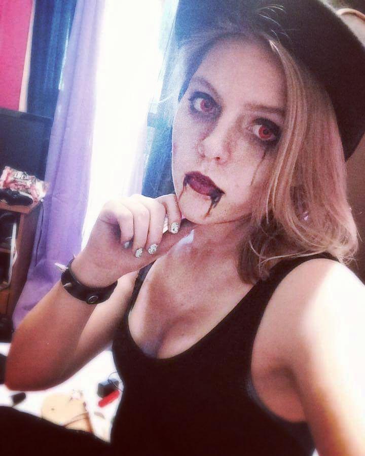 #cosplay #makeup #makuptest #cosplaymakeup #cosplays #cosplayer #anime #animefans #otaku #vamp #vampire #bands #music #mcrmy #mcr #bvbarmy #bvb #slipknot #slipknotarmy #marilynmansonfan #marilynmanson