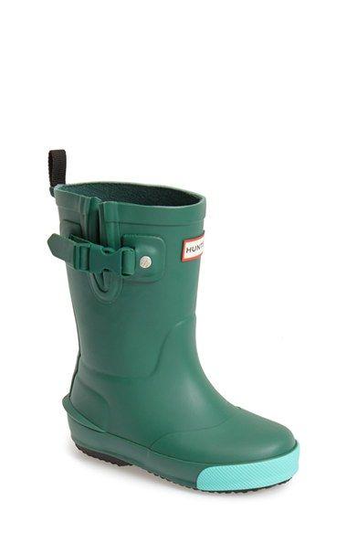 Hunter+'Davison'+Rain+Boot+(Toddler)
