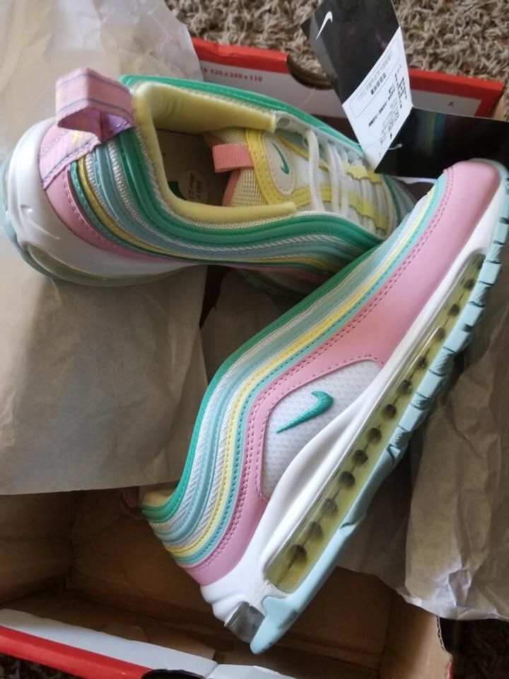 "new concept 9f9e7 f58f8 Air Max 97 ""Easter Sunday"""