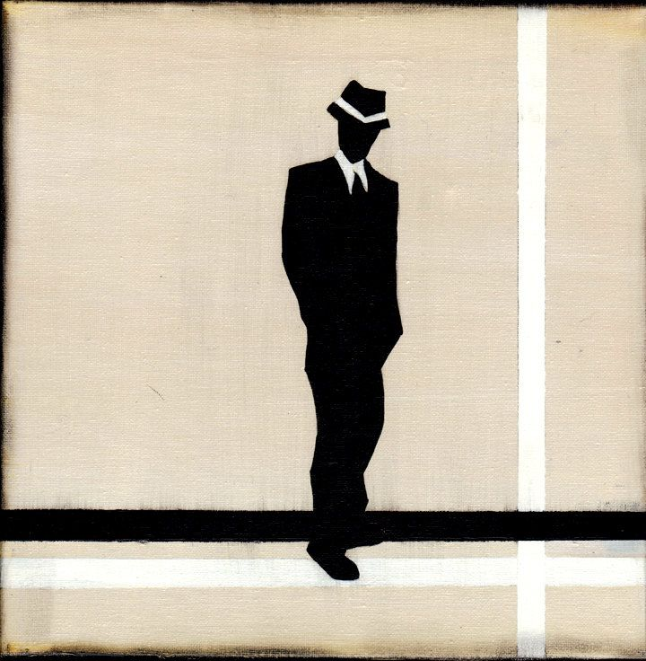 1920's man silhouette - Google Search   Midsummer Group ...