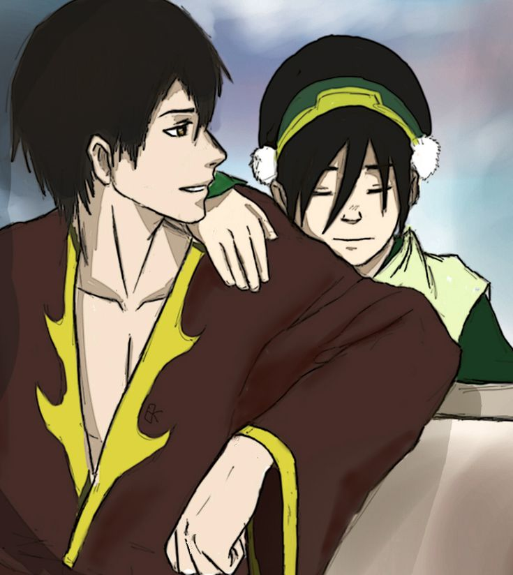 Zuko And Toph 43 best images about Z...