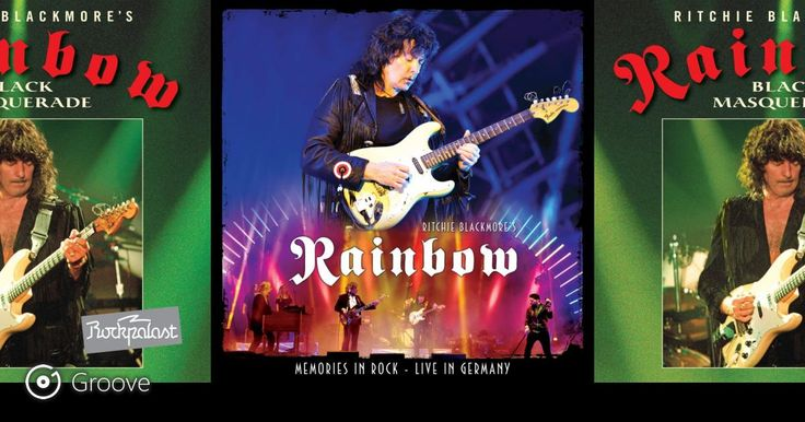 Ritchie Blackmores Rainbow : News Bio and Official Links of #ritchieblackmoresrainbow for Streaming or Download Music