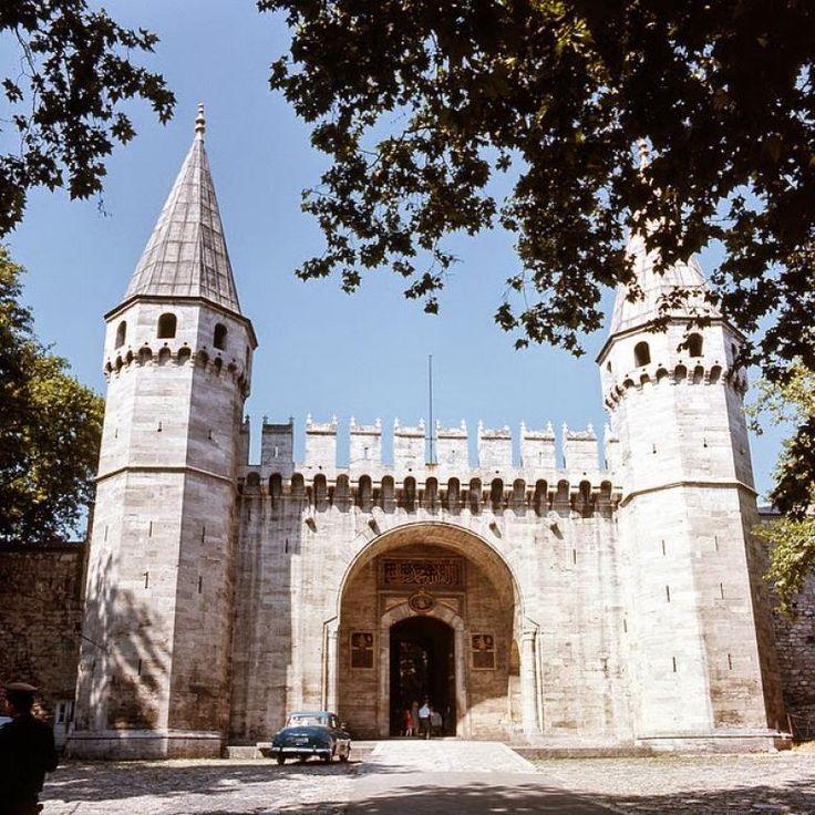1971 İstanbul'undan Renkli Fotoğraflar