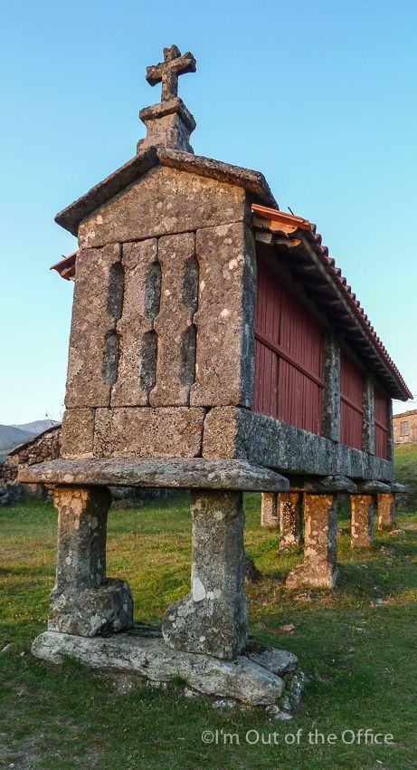 The village of #Brufe #Portugal, is about 12 km, out of Terras de Bouro. The sense of community still persists here, and the ideals of mutual help and sharing among the inhabitants are the norm. #Europe #Minho #photography #imoutoftheoffice #travel #world #mountain #nature #village #old #historical #stone