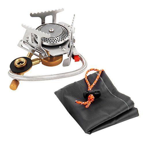 1000 ideas about portable gas stove on pinterest go - Estufa camping gas ...