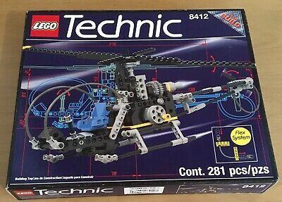 Details zu LEGO Technic Nighthawk Helicopter (8412) LEGO Sets: Sammeln & Seltenes, NEU – lego