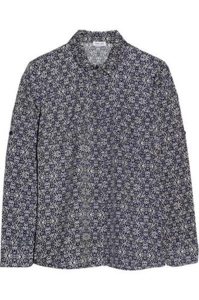 Hingham floral-print twill shirt #shirt #covetme #Splendid