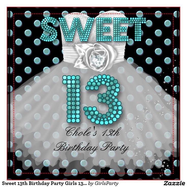 13 Year Old Girl Birthday Cake Ideas Google Search