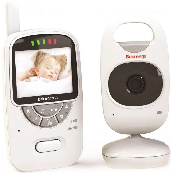 Brionvega Görüntülü Bebek Telsizi