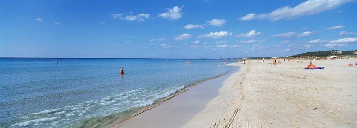 https://flic.kr/p/9PBebs | Playa de Son Bou. Alaior.(Menorca) | LR-4057-ME. Playa de Son Bou. Alaior.