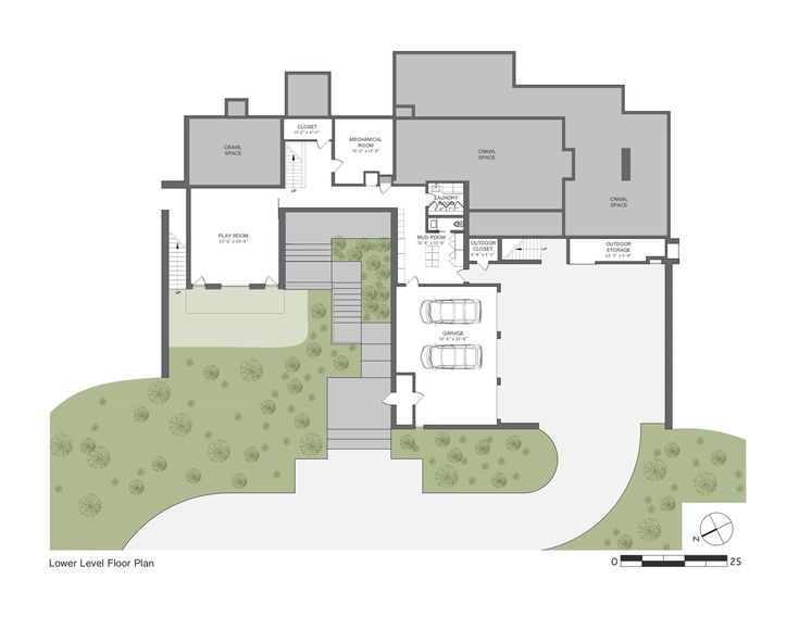 plan maison wood home