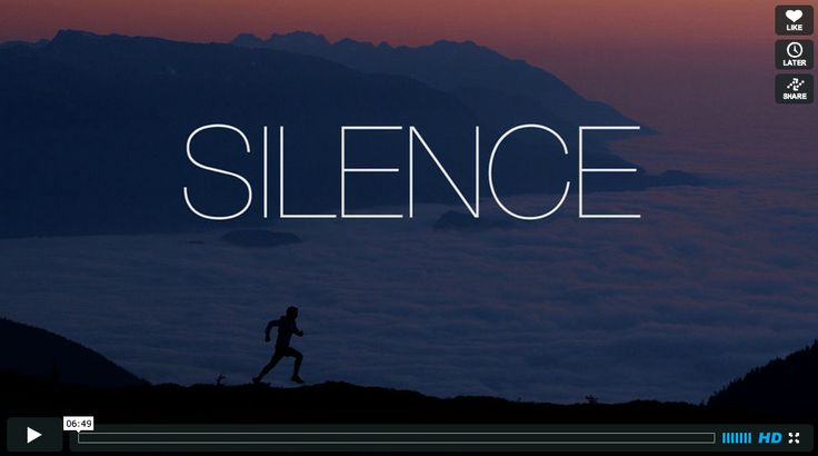 """Silence"" Film: How Ultrarunner Adam Campbell Made Room for Silence"