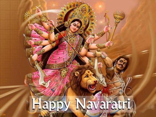 Navratri Puja - A Hindu Festival Festival, About Navratri Puja - A Hindu Festival Celebrations, detail of Navratri Puja - A Hindu Festival ,...