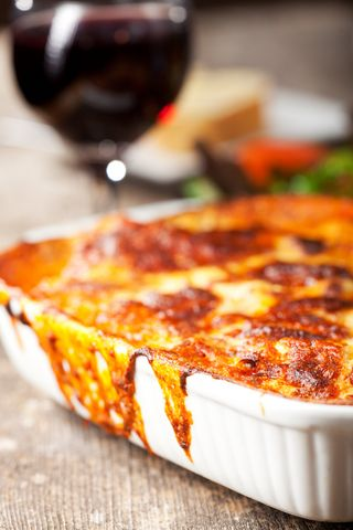 Polenta Lasagna: Gluten Free, Authentic Italian Country Cooking and Delicious