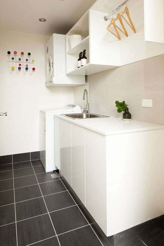 Kate Connors on Desire to Inspire: Kate Connor, Compact Laundry, Frames, Joinery Laundry, Laundry Rooms, Waverley Laundry, Furniture Ideas, Storage Ideas
