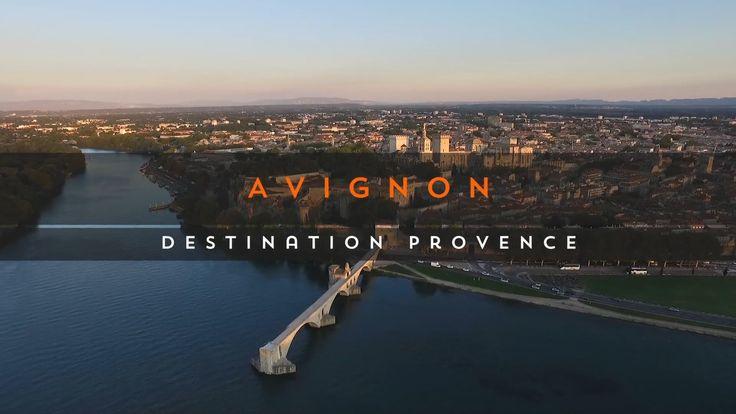 Avignon, Destination Provence