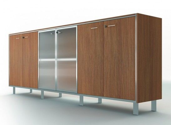 Modern Office Storage - Home Office