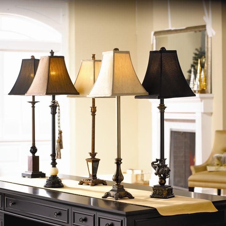 Buffet Lamps | Bombay Canada