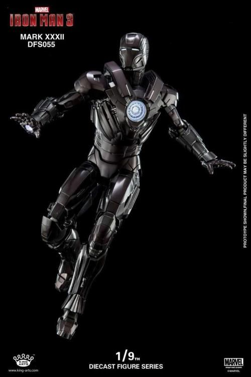 Man 32 Indicted In Alleged Misconduct With 14 Year Old: Iron Man 3 DFS055 Iron Man Mark XXXII Romeo 1/9 Scale