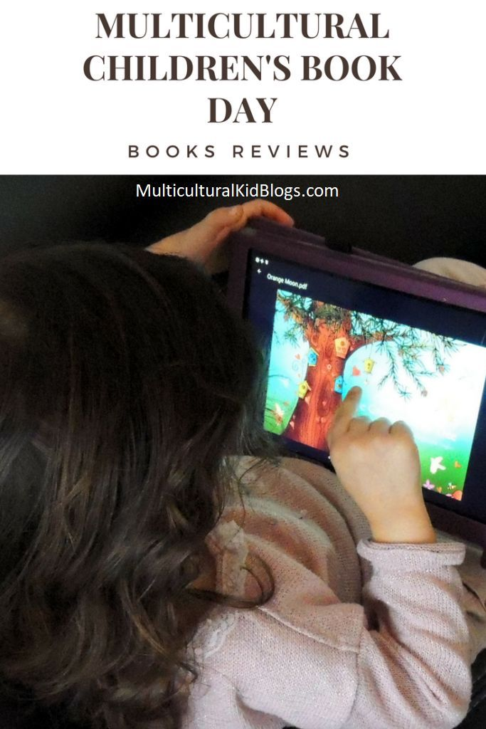 """Read our book reviews on """"Orange Moon and the Grandmother Tree"""" and """"The Legend of the Colombian Mermaid"""" for Multicultural Children's Book Day."""