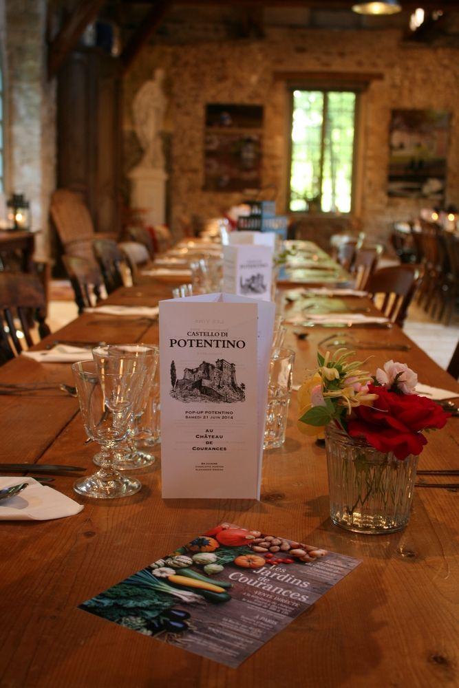 14 best images about la foulerie on pinterest gardens - La table marseillaise chateau gombert ...
