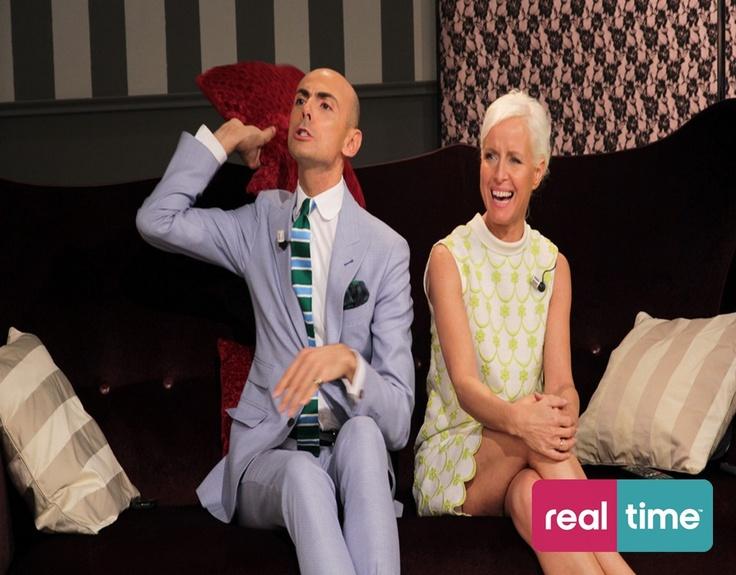 Real Time è: Ma come ti vesti?! con Carla Gozzi & Enzo Miccio