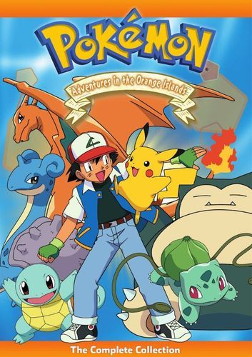Pokemon: Adventures in the Orange Islands - The Complete Collection [3 Discs] [DVD]
