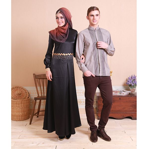 Sarimbit Couples. Dress Tasanee & Koko Ameer