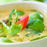 Thai Style Green Chicken Curry