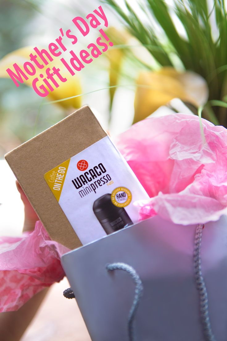 Mother's Day is Coming!  Give the gift of Espresso On The Go! #espresso