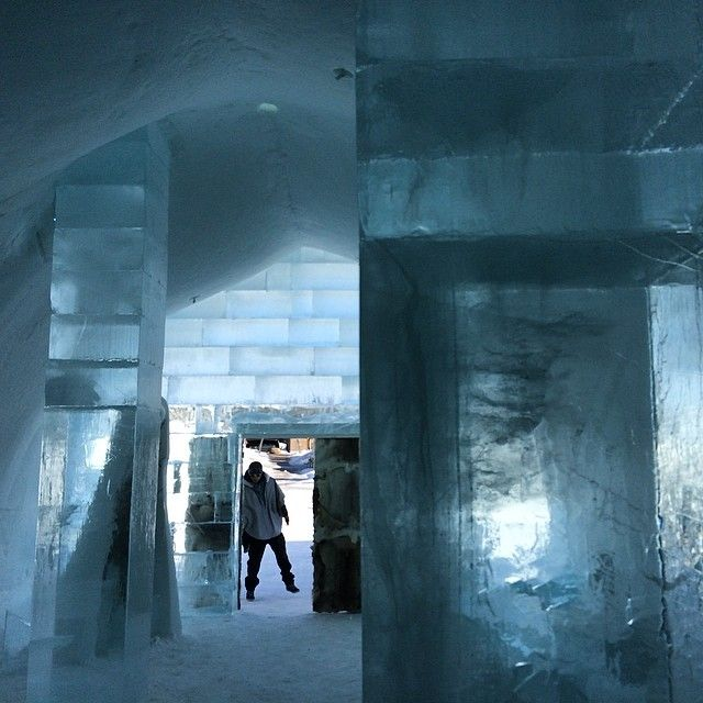 Jukkasjarvi, the Ice Hotel #NatGeoWanderListContest
