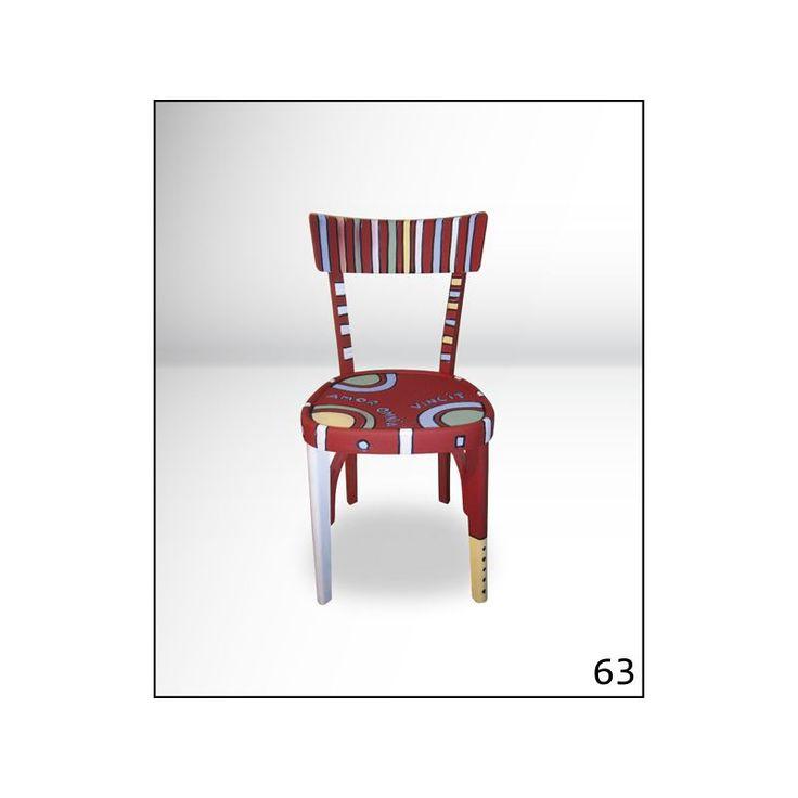 Oltre 25 fantastiche idee su sedie dipinte su pinterest for Mobili seconda mano milano